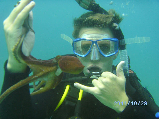 scuba diving in hawaii #0