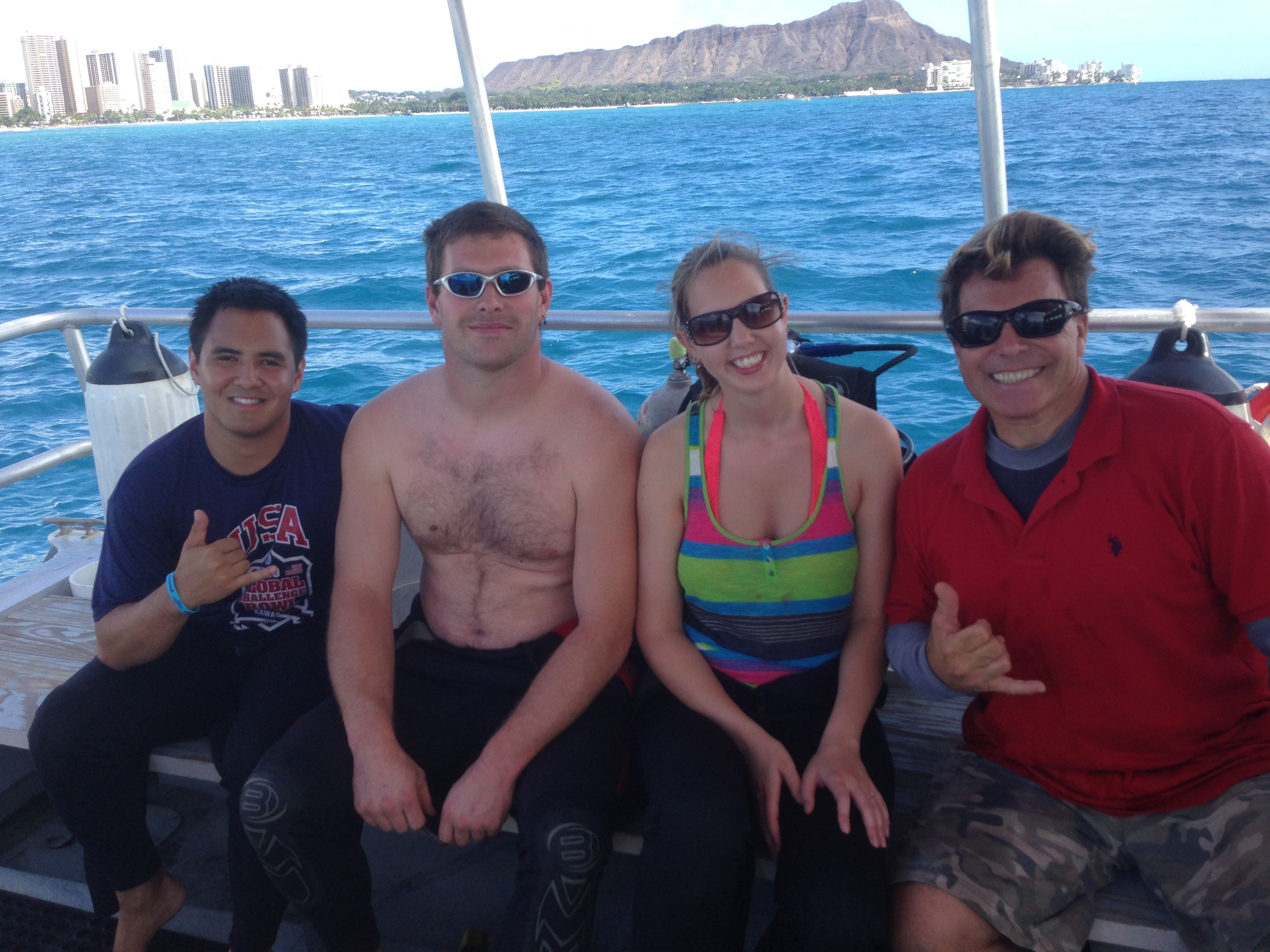 Facebook Rainbow Scuba Hawaii
