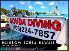 Rainbow Scuba Hawaii 808-224-7857